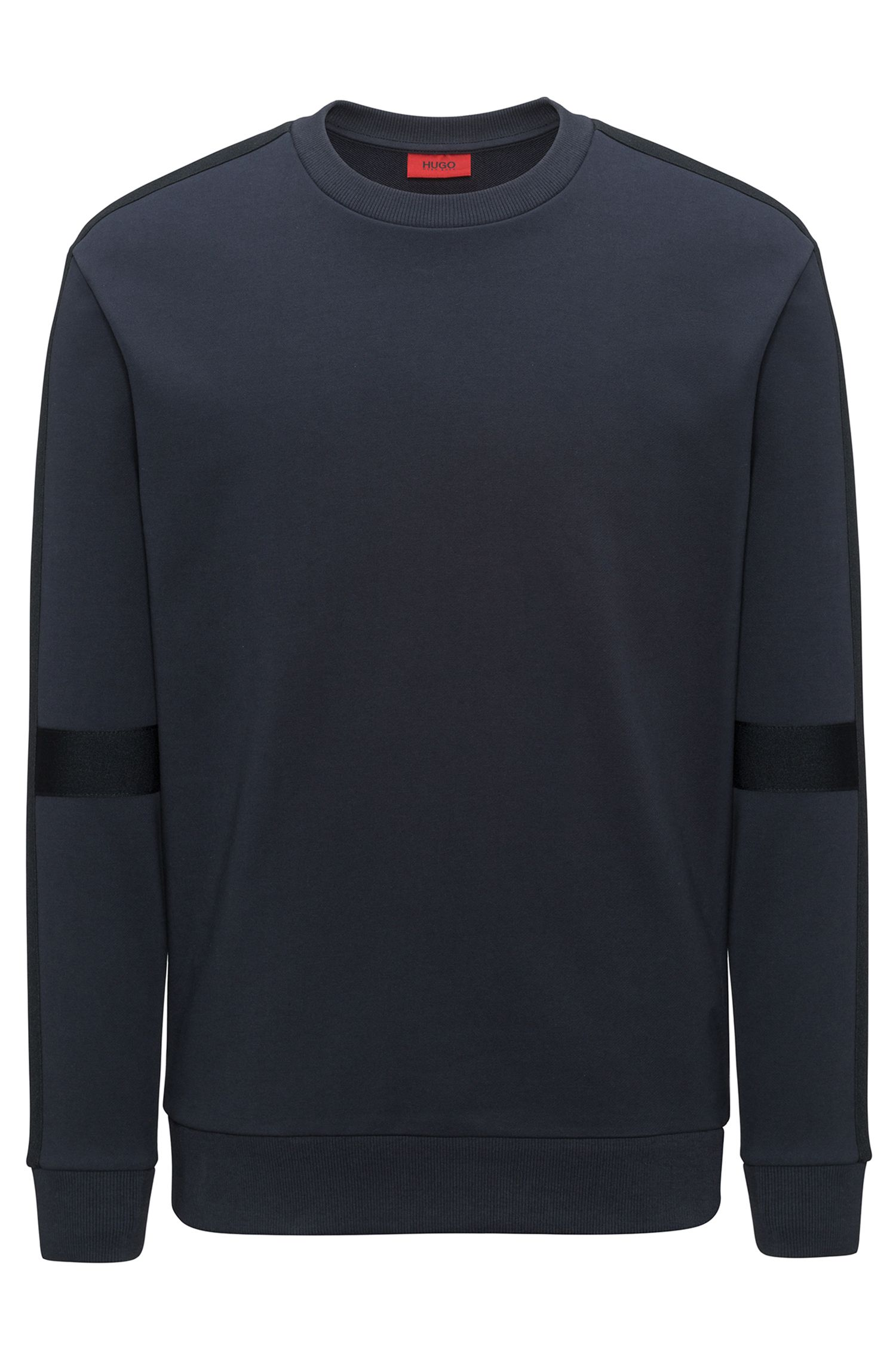 Hugo Boss - Sweat Oversized Fit à empiècements ton sur ton - 1