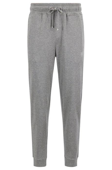 HUGO BOSS Pantalon d'intérieur en jersey simple de coton chiné BaJkZ5k0Q