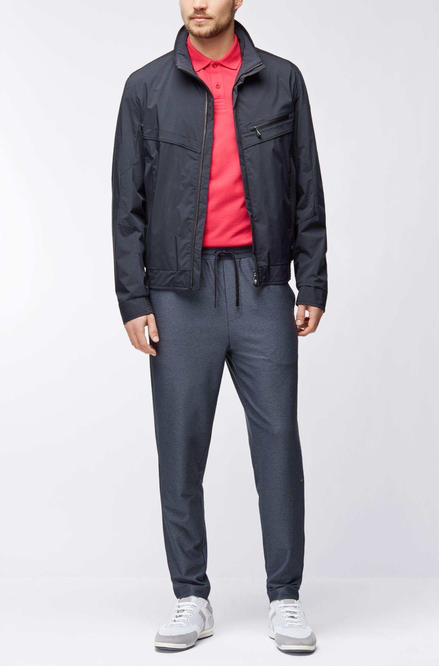 Polo shirt in Pima cotton