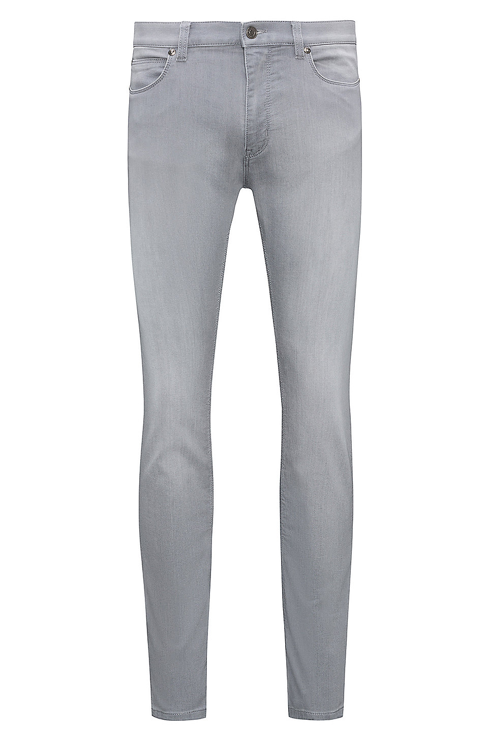 7e14de8a7a7 HUGO - Skinny-fit stretchjeans met lage taille