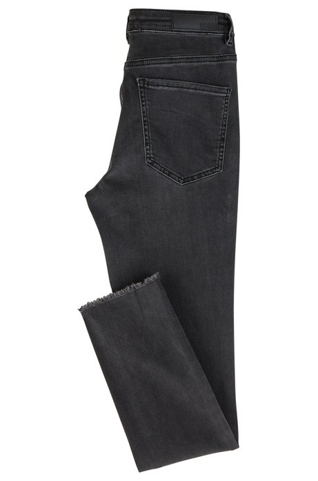 HUGO BOSS Jean court Skinny Fit en denim power-stretch 6QuOQY6