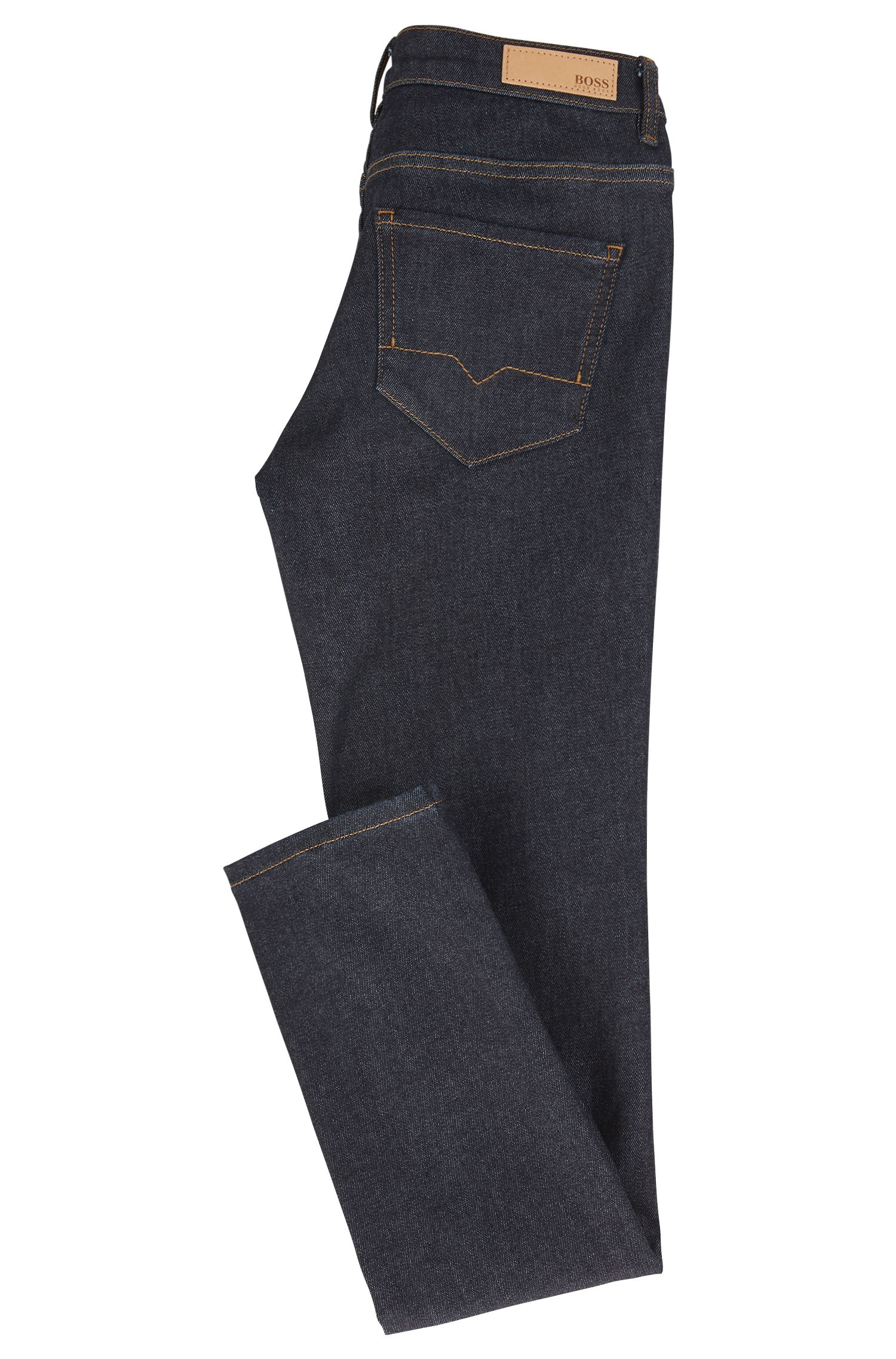 Slim-Fit Jeans aus Power-Stretch-Denim