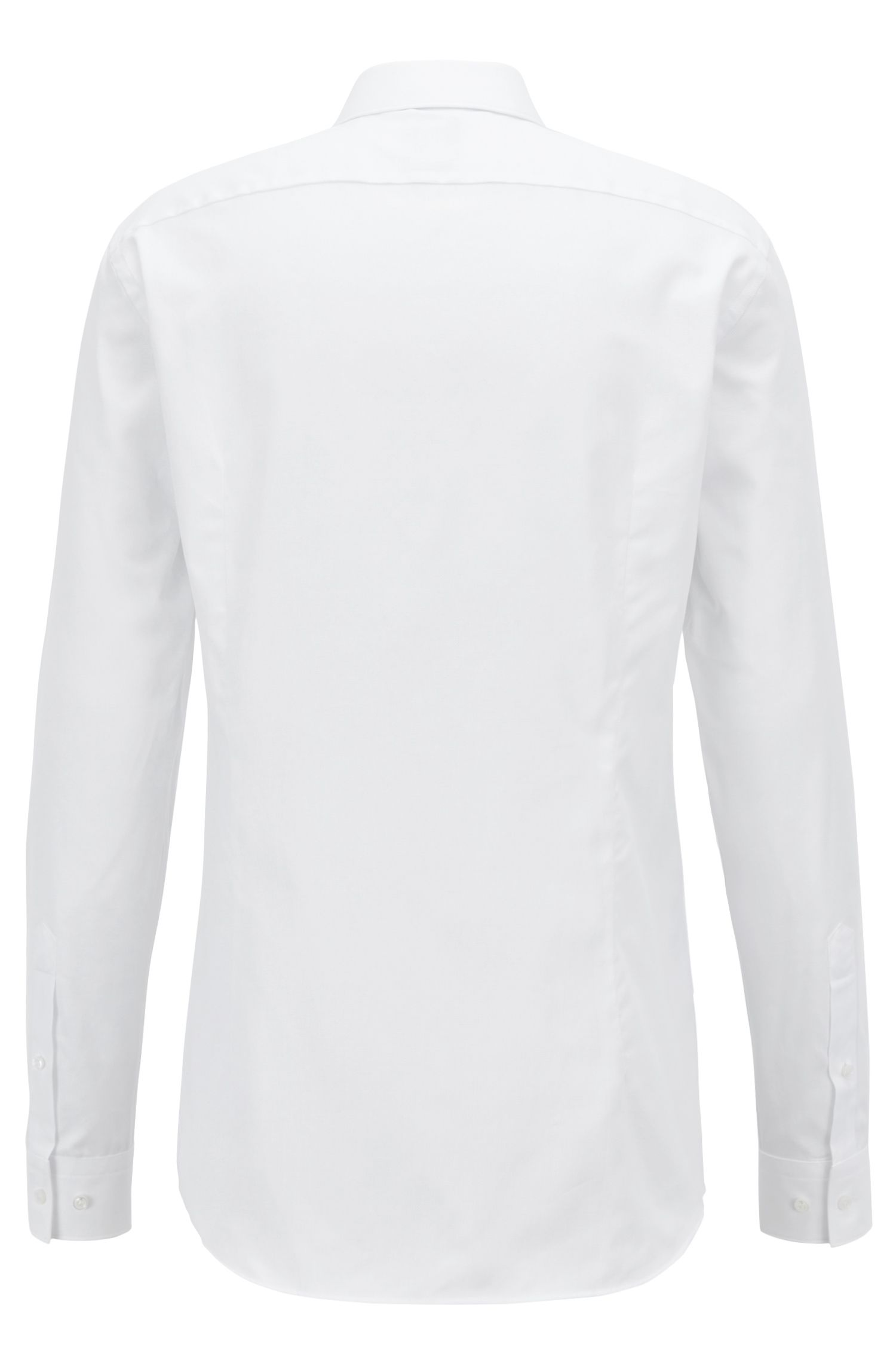 Chemise Slim Fit en coton Royal Oxford à boutons en nacre