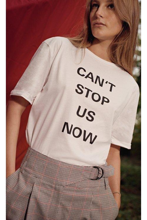 Hugo Boss - Relaxed-Fit T-Shirt aus Bio-Baumwolle mit Slogan - 5