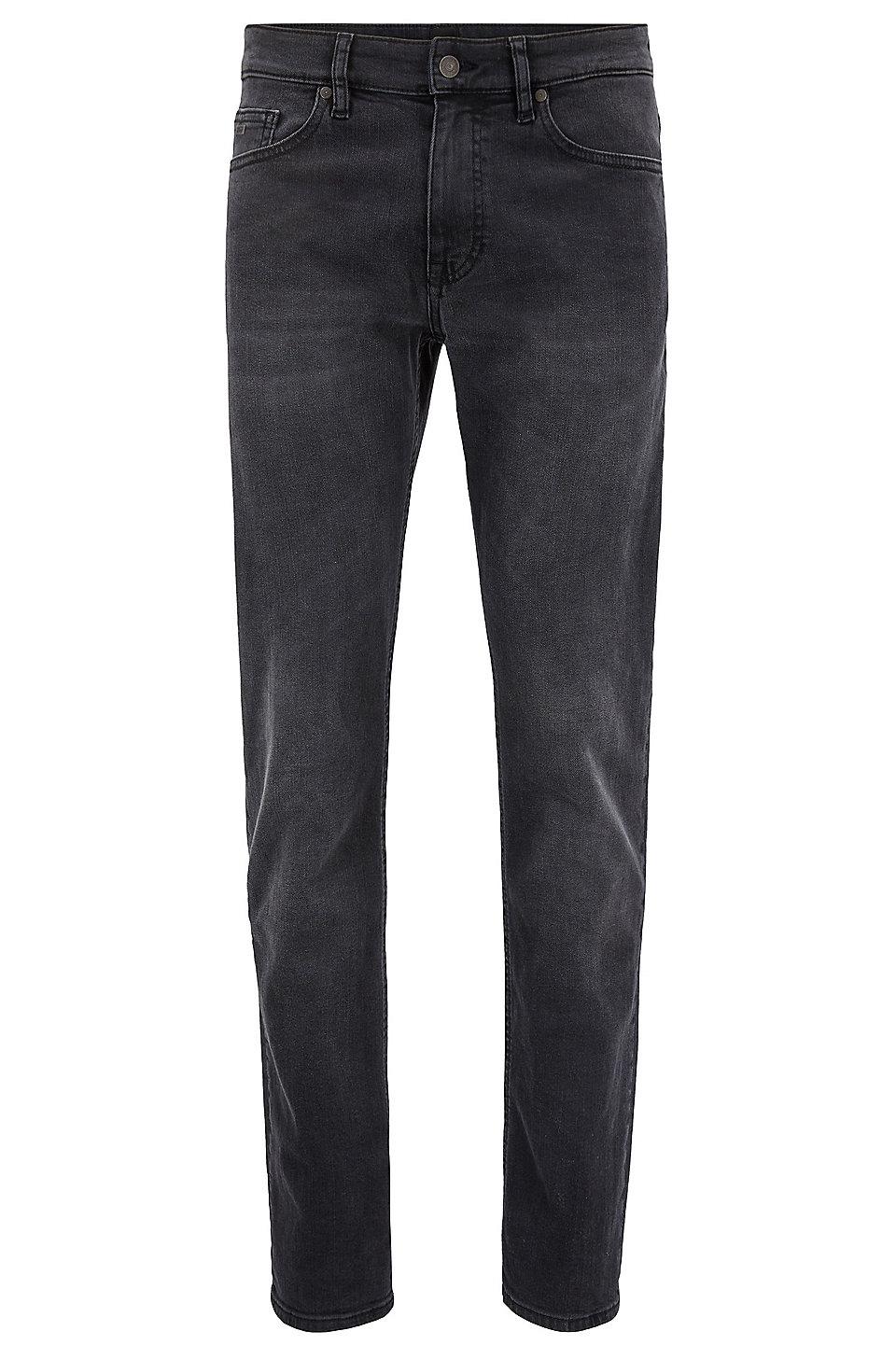 71342b98d6de BOSS - Slim-Fit Jeans aus Super-Stretch-Denim