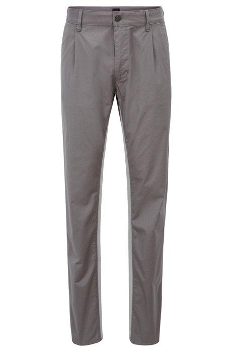 Pantalon Relaxed Fit en coton stretch avec bande ripstop159.00BOSS n2HYsBuAn