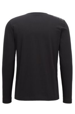 b5cd76385d HUGO BOSS | Long Sleeved T-shirts for Men | Modern & Subtle
