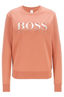 31322f14fe Knitwear for women | BOSS Orange is now BOSS
