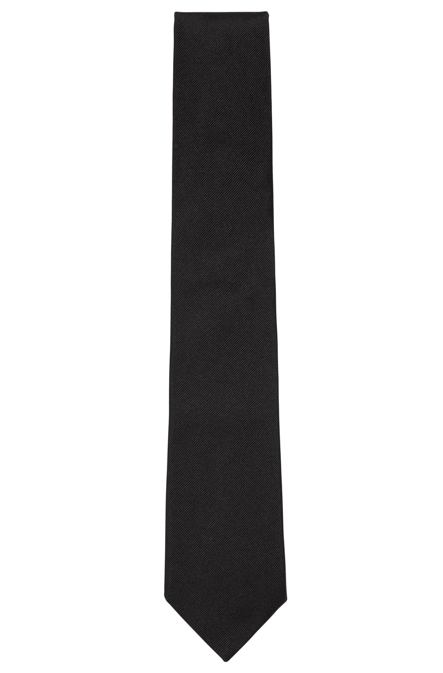 Corbata elaborada en Italia en jacquard de seda