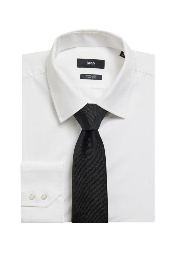 In Italië vervaardigde stropdas van zijden jacquard