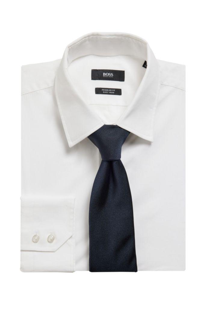 イタリア製ネクタイ シルクジャカード
