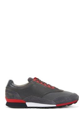 Zapatos negros Hugo Boss para hombre Dqagq6MNB