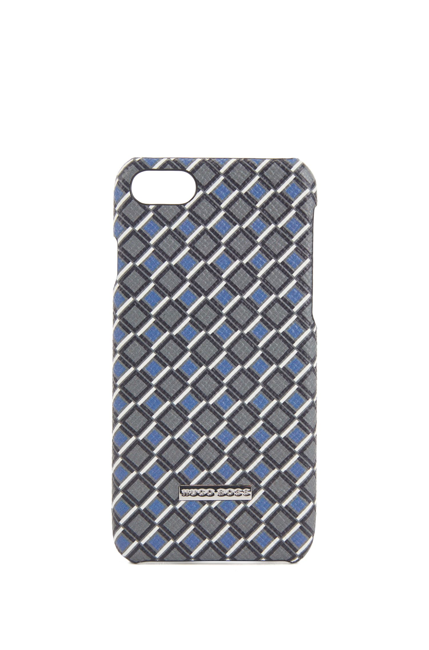 Hoesje voor de iPhone 8 van bedrukt palmellatoleer uit de Signature Collection, Bedrukt