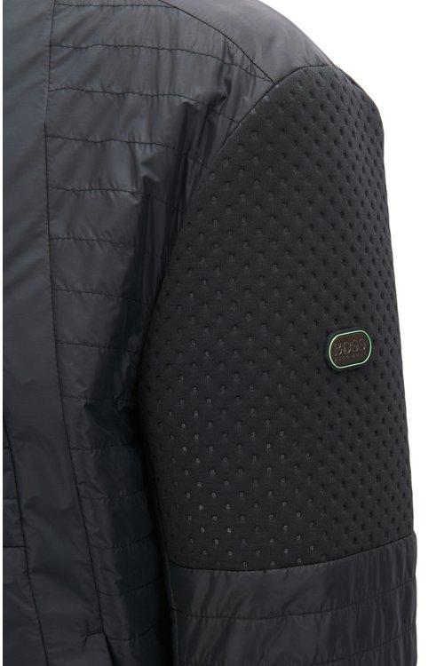Hugo Boss - Water-repellent blouson jacket with electromagnetic-waves blocker - 5