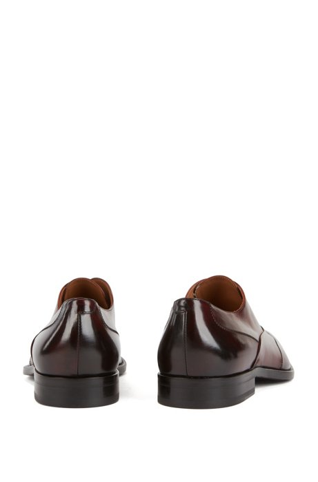 Becerro De Cuero Oxford Zapatos Con Jefe Cortado Con Láser Detallando Bajo costo de envío Compra de liquidación Descuento Nuevo 1ZTB6D