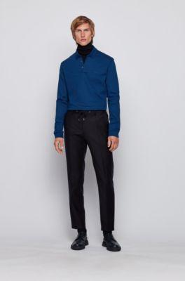 f0e4b5eb469 HUGO BOSS   Jeans for men   Denim Blue Jeans