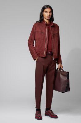 8e096e623 HUGO BOSS | Men's Jackets & Coats | Jackets with Collar