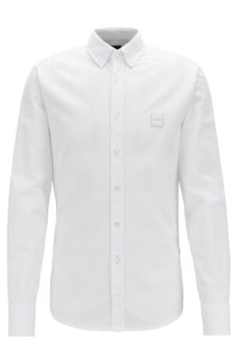 88e719943 HUGO BOSS | Shirts for Men | Fitted Shirts - Slim Fit Shirts
