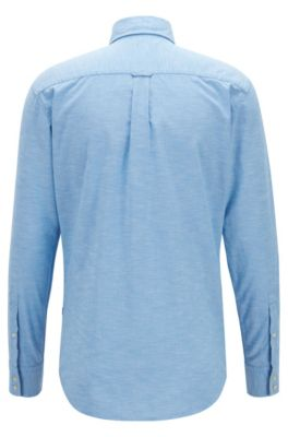 976185795 HUGO BOSS | Shirts for Men | Fitted Shirts - Slim Fit Shirts