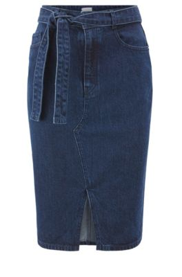Faldas casual