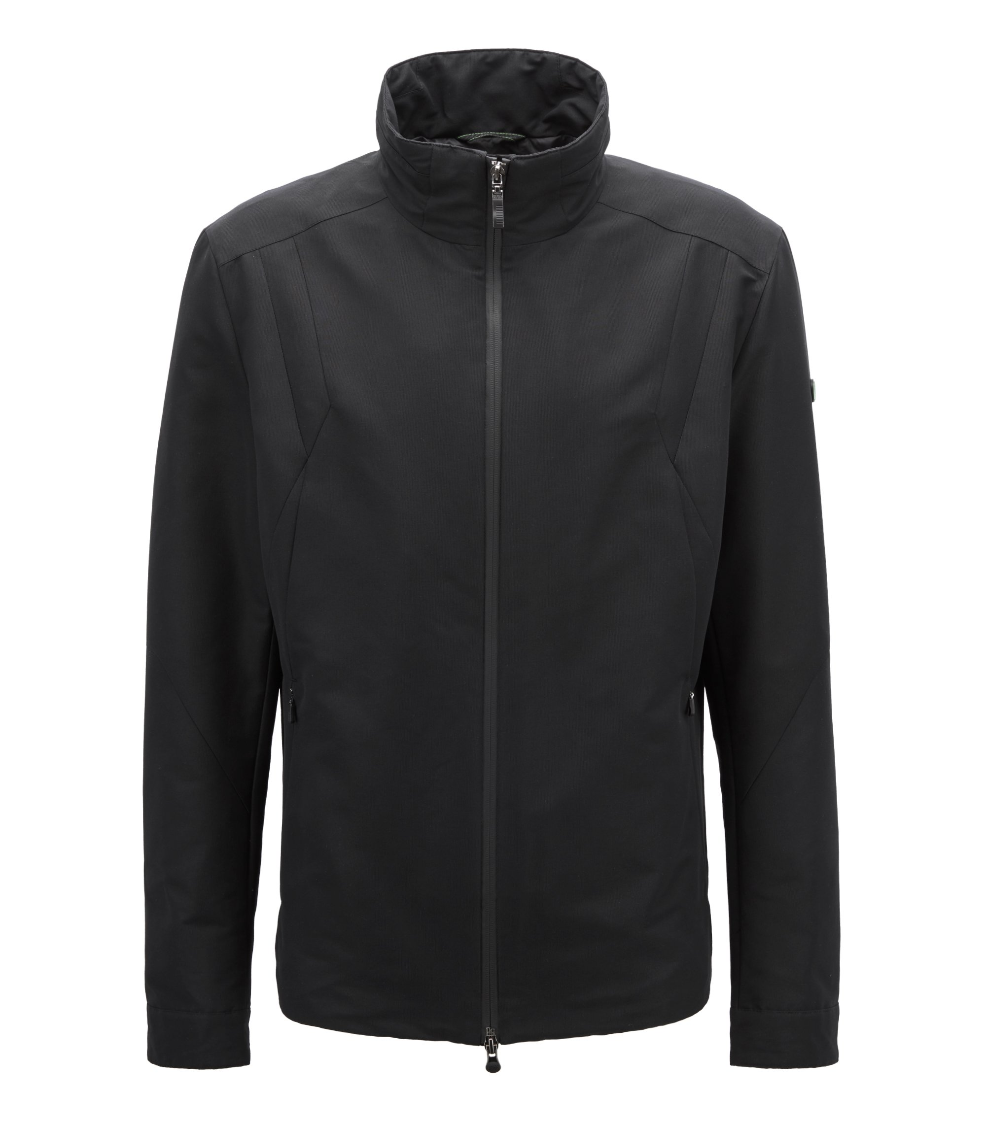Link2 jacket with electromagnetic-wave blocker, Black