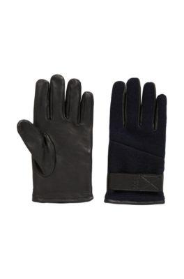 Mützen und Handschuhe