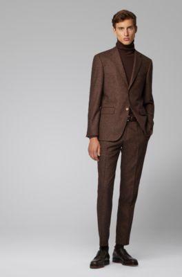 super popular united kingdom sneakers Slim-Fit Hose aus Tweed