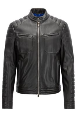 dbec577f121 Leather jackets for men
