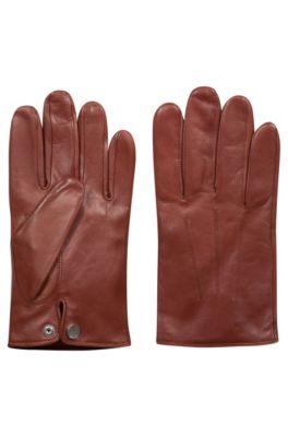 Casquettes et gants