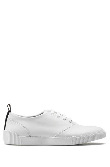 HUGO BOSS Ledersneakers mit Naht-Details BWZhh7