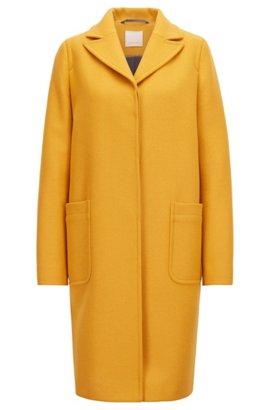 44bd70afbe70 Manteau Regular Fit en laine mélangée à teneur en cachemire ...