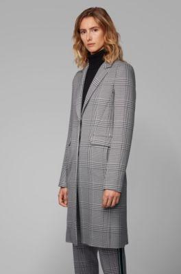 Manteau hugo boss pour femme