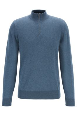 c79a20626 Elegant men s sweaters and cardigans by HUGO BOSS