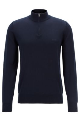Elegant men s sweaters and cardigans by HUGO BOSS 84a0ddf82f2
