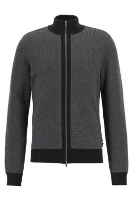 10ce0e33b HUGO BOSS Cardigans for men | Shop elegant styles online