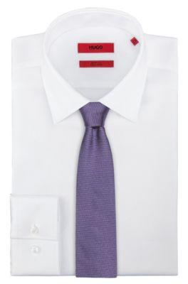 Solid Pink Boys 11 Clip On Tie