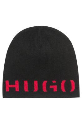 Men s Hats   Gloves in the HUGO BOSS Online Store 0d2b2e61f67