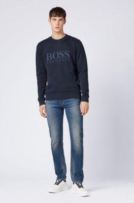 d5162366a76 BOSS | Sweatshirts for Men | BOSS Orange/BOSS Green is now BOSS