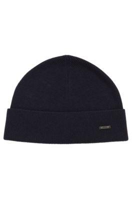 f504862c1c2af Men s Hats   Gloves in the HUGO BOSS Online Store