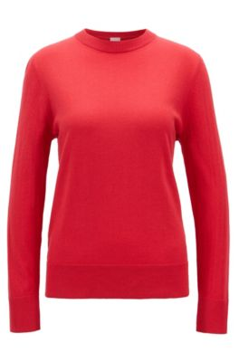 36fa608ae9 Find in store - Lightweight sweater in cotton with silk and cashmere