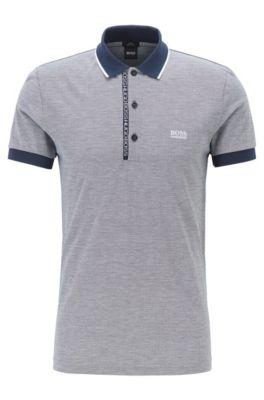 5c62566d99da HUGO BOSS | Polo Shirts for Men | Classic & Sportive Designs