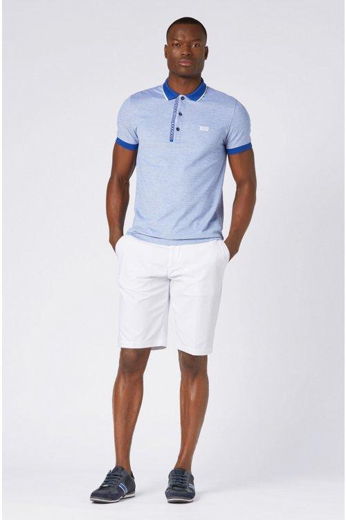 Hugo Boss - Piqué-Poloshirt aus Pima-Baumwolle - 2