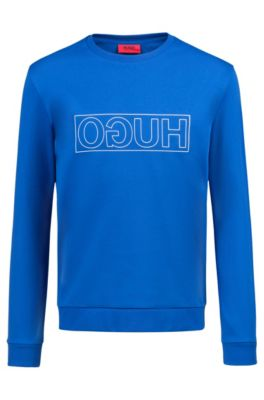 7d2db0ec5ca Men's HUGO Reversed Sweater, hats & more products | HUGO BOSS