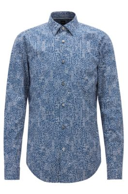 630a8b0b6 BOSS Casual Shirts – Classic & elegant | Men