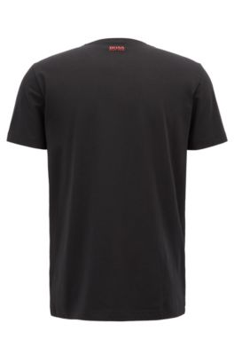 069fb4ef HUGO BOSS | T-Shirts for Men | Slim Fit, Casual & Classic