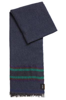Finos pañuelos y bufandas de calidad de HUGO BOSS hombre 82f95eb93ef