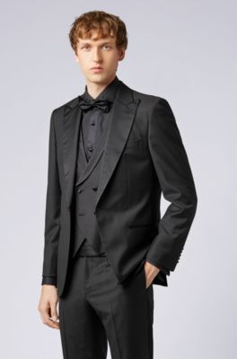 8702cb93fe6bd6 HUGO BOSS | Suits for Men | Designer Suits UK