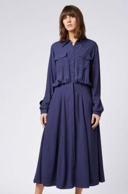 6eb792bfb Business dresses   HUGO BOSS Women   Classic elegance