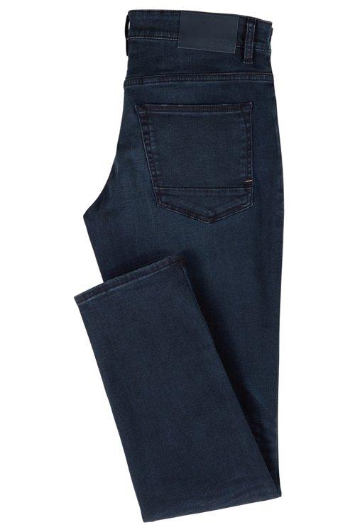 Hugo Boss - Vaqueros slim fit en denim elástico con teñido especial - 3