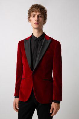 36bc3e62524 HUGO BOSS Dinner Jackets | Elegant and formal fashion